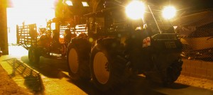 Abersoch Lifeboat - Night launch