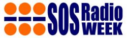 SOS Radio Week logo