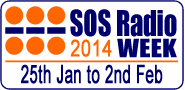 SOS Radio Week was originally a nine-day event