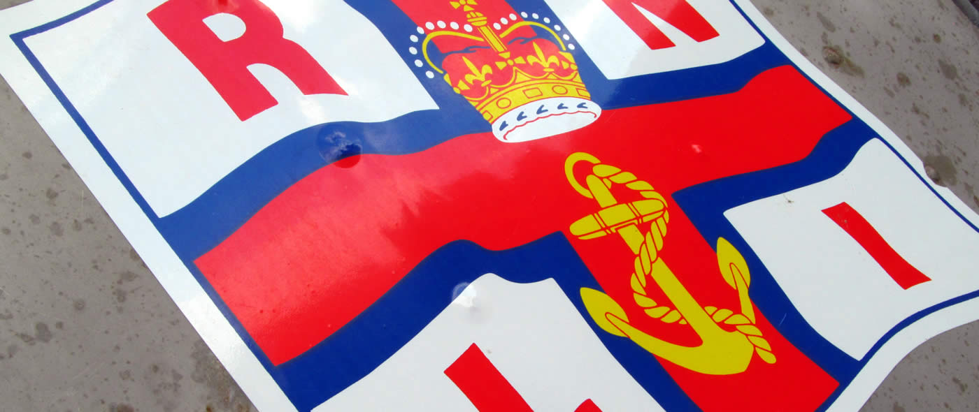 Royal National Lifeboat Institution (RNLI) Flag